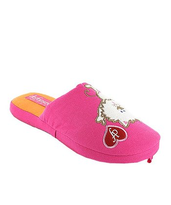 Fucsia de Speranza Slipper - Women