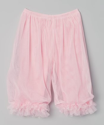Pink Harem Pants - Toddler & Girls