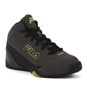 Black & Lime Punch Slingshot 2 Sneaker