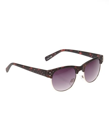 Pink & Brown Sunglasses