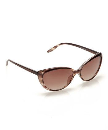 Brown & Honey Calico Sunglasses