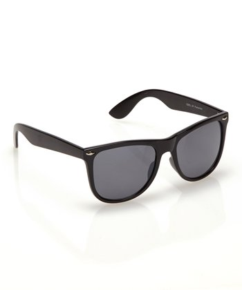 Black Surf Rider Sunglasses
