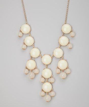 Ivory Bubble Necklace