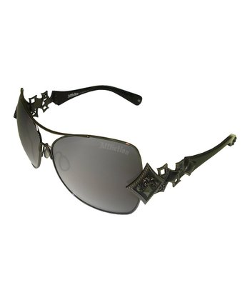Gunmetal Angelina Sunglasses