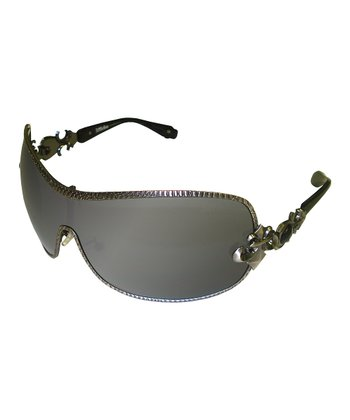 Gunmetal Fiona Sunglasses