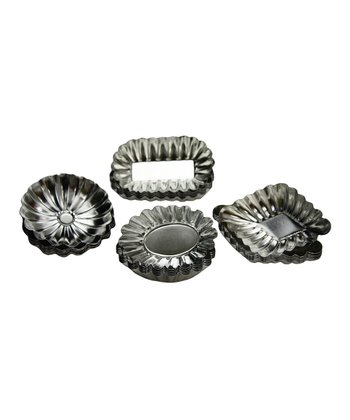 Petits Fours Fluted Mold Set