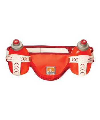 Tangerine & Tan Speed 2 Hydration Belt