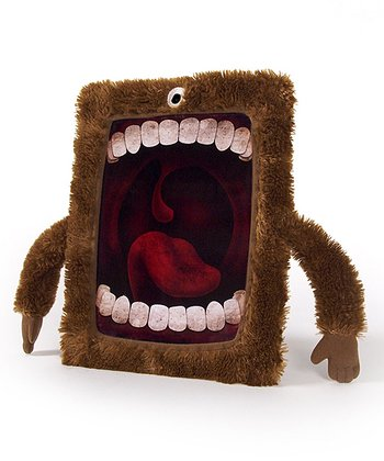 Brown Cyclops Cover for iPad