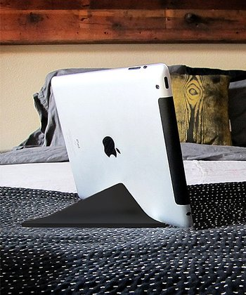 Black Facet Stand for iPad