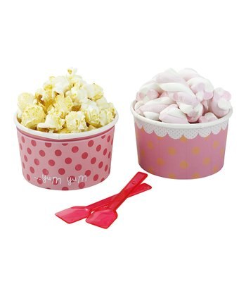Pink 'n' Mix Bowl Set