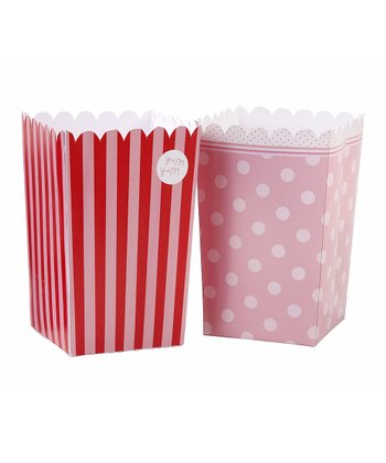 Pink 'n' Mix Treat Holder Set