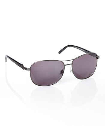 Gunmetal & Gray Bifocal Sun Readers