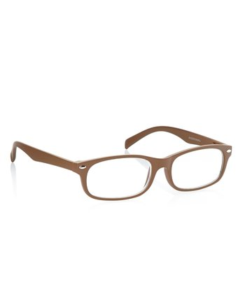 Brown Matte Readers