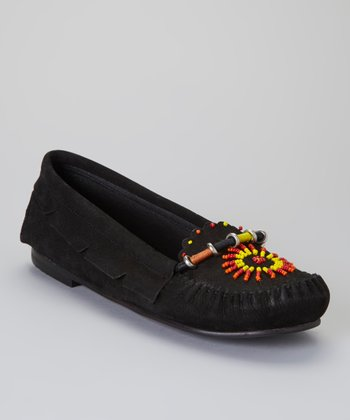 Black Princess Moccasin