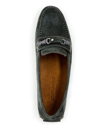 Dove Gray Fae Loafer