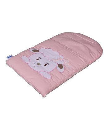 Pink Cotton Candy Infant Nap Mat