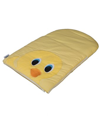 Yellow Dainty Duckling Infant Nap Mat