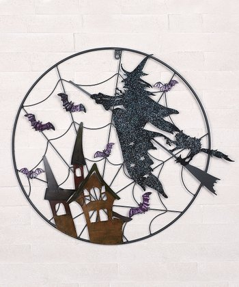 Witchy Tin Wall Art
