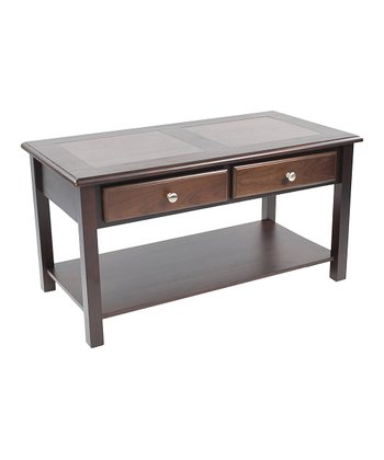 Espresso Nassau Coffee Table
