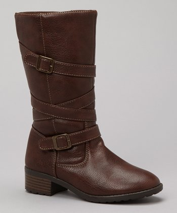 Brown Nashville Boot