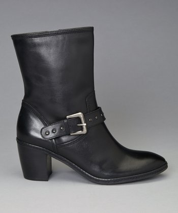 Black Brier Ankle Boot