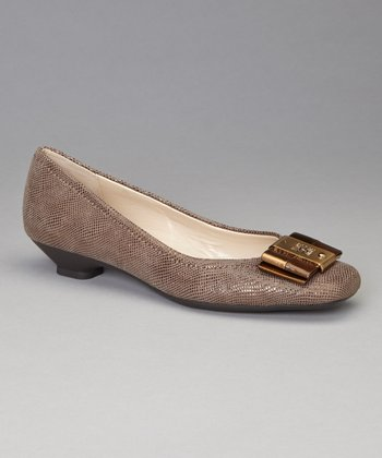 Bronze Jadelyn Pump