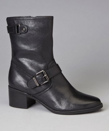 Black Junta Ankle Boot