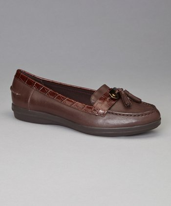 Dark Brown Lalo Loafer
