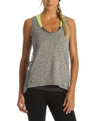 Gray Perfect Catch Tank