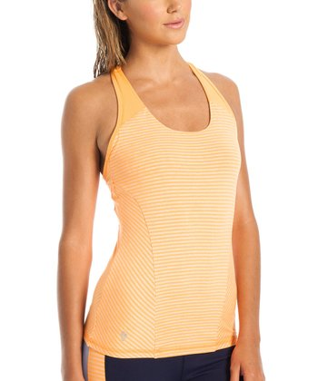 Orange Pop Ibiza Loop Tank