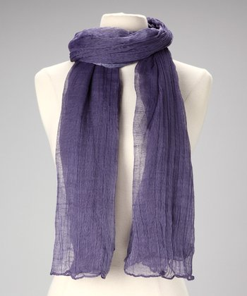 Ash Cotton Scarf