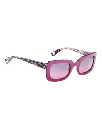 Violet King's Road Sunglasses