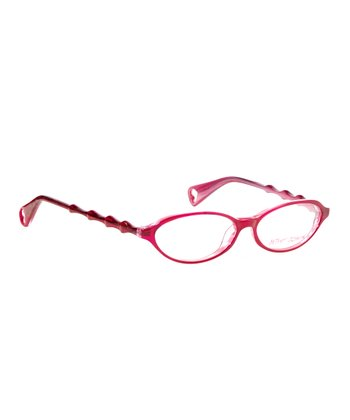 Rose Purr-Fect Eyeglasses