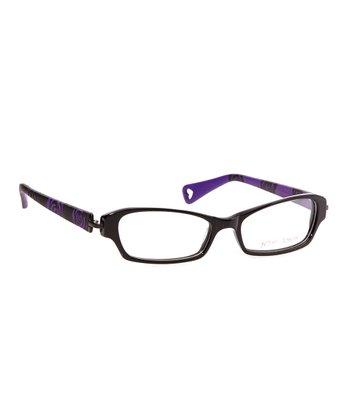 Betsey Johnson Raven & Violet Rosie Chic Eyeglasses