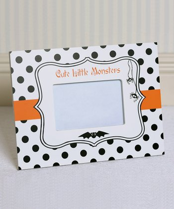 'Cute Little Monsters' Frame