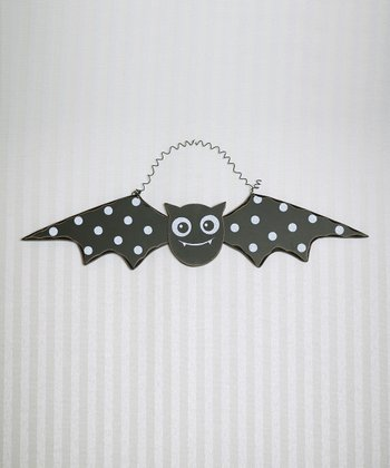 Polka Dot Bat Wall Decoration