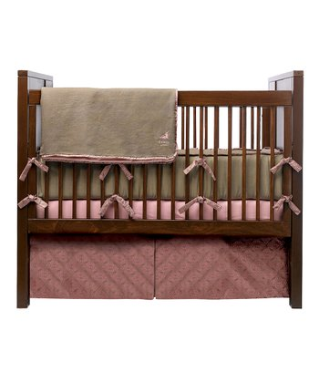 Dewberry Roll Crib Bedding Set