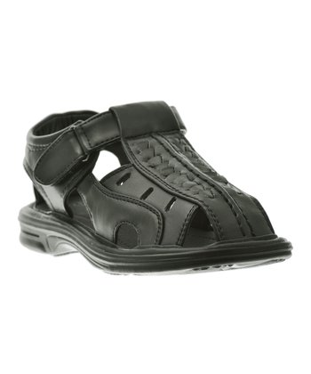 Black Casual Sandal