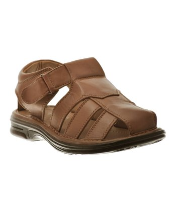 Brown Strap Sandal