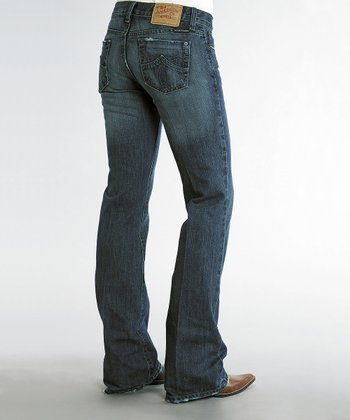 Royal Dark Wash 816 Classic Bootcut Jeans - Women