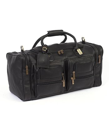 Black Extra-Large Executive Duffel