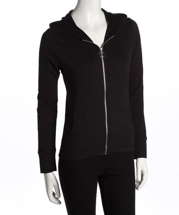 Black Fleece Festival Zip-Up Hoodie