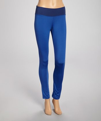 Pacific Athletic Stripe Leggings