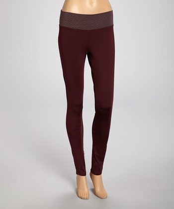 Port Athletic Stripe Leggings