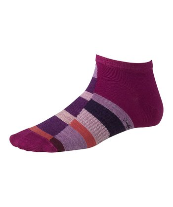 Berry Monolith Wool-Blend Socks - Women