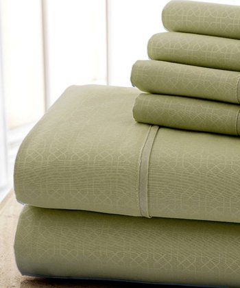 Sage Kensington Hotel Sheet Set