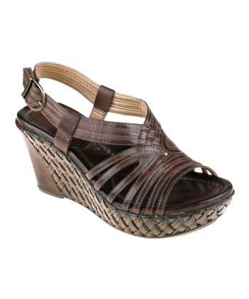 Brown Paradise Sandal