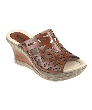 Alpaca Sugarpine Wedge Sandal