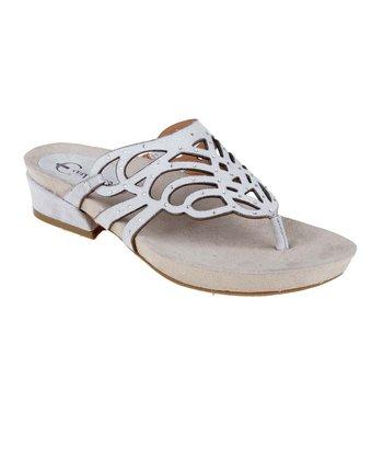 Crystal Rhinestone Toro Sandal