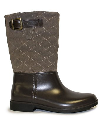 Brown & Putty Seville Boot